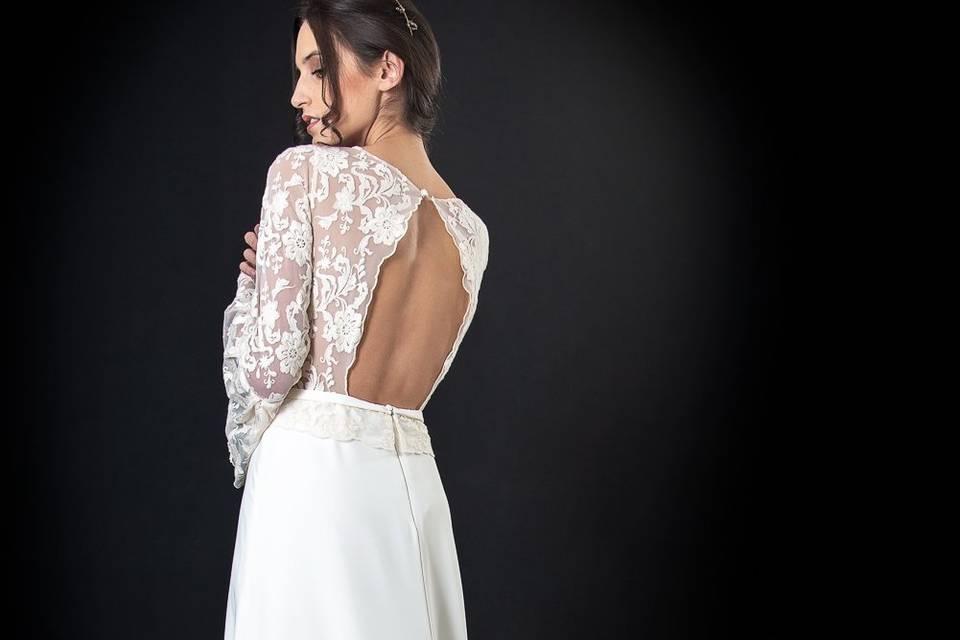 Vestido coleccion 2019