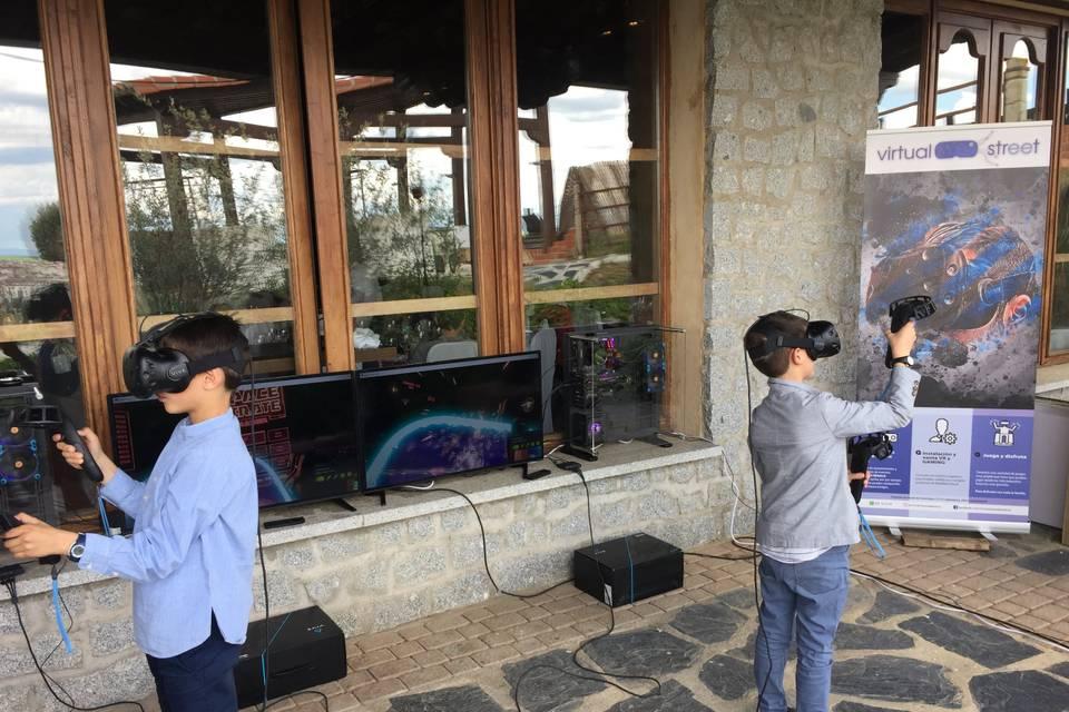 Virtual Street - Realidad Virtual