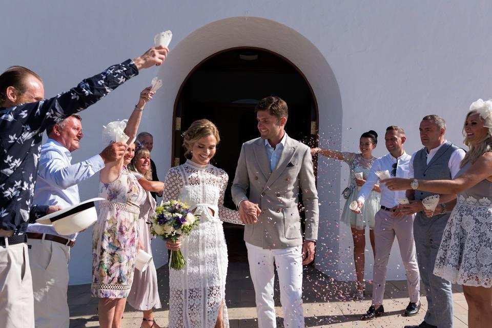 Wedding Ceremonies Ibiza