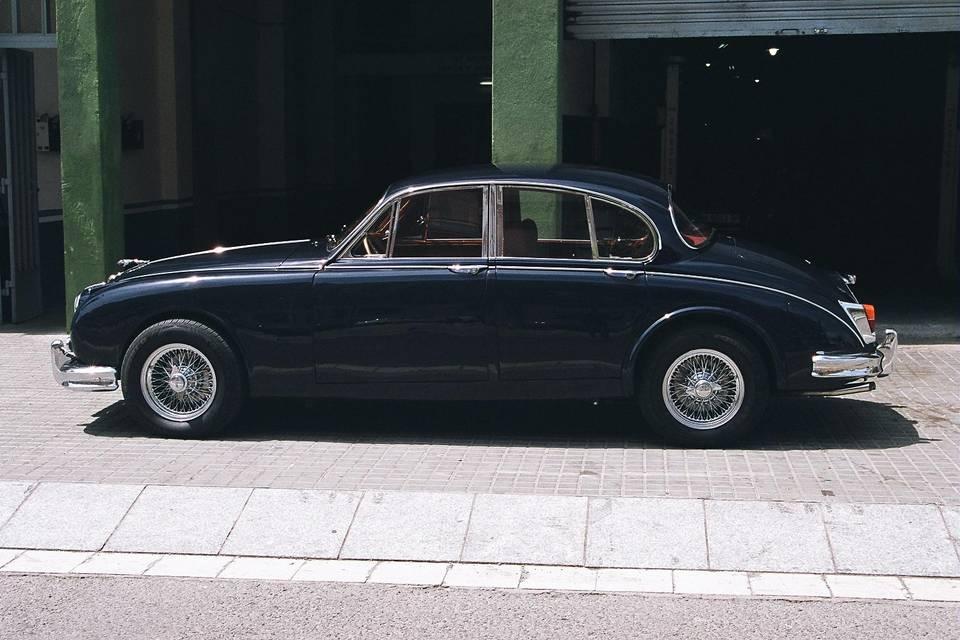 Jaguar MK II aire acondicionado
