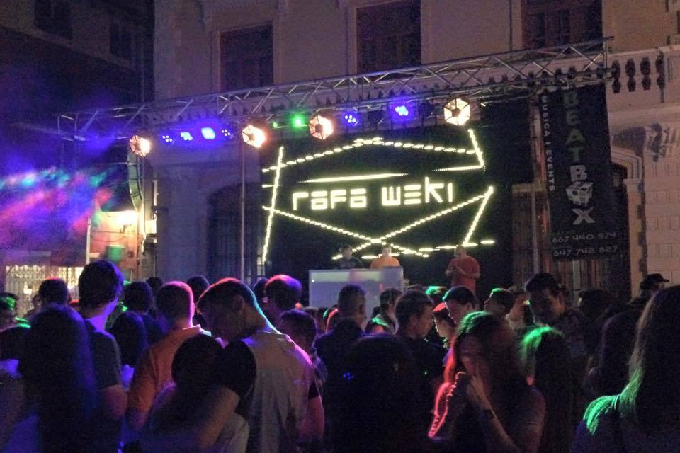 Eventos y fiestas RW