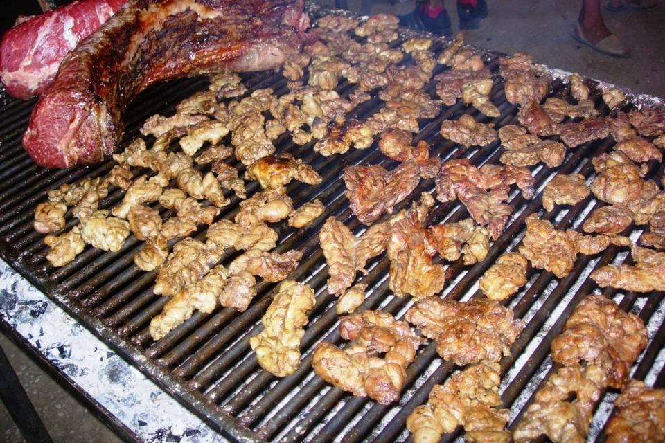 Barbacoa de Carnes