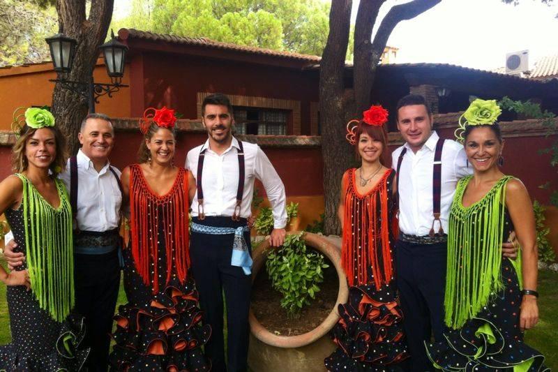 Coro rociero de Madrid