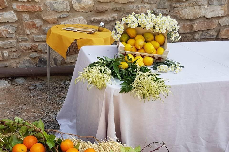 Limonada recepción
