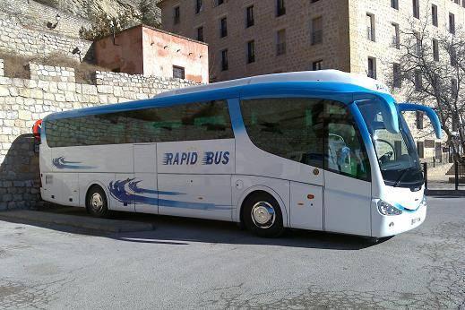 Autobuses Rapid Bus