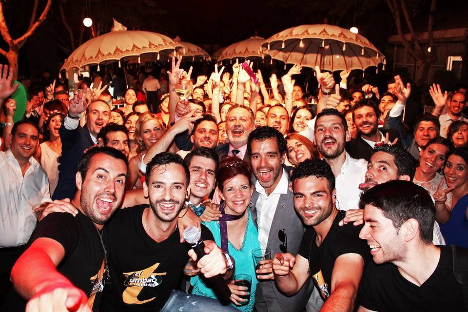 Orquesta Show El Tumbao