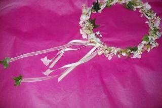 Coronita rosa