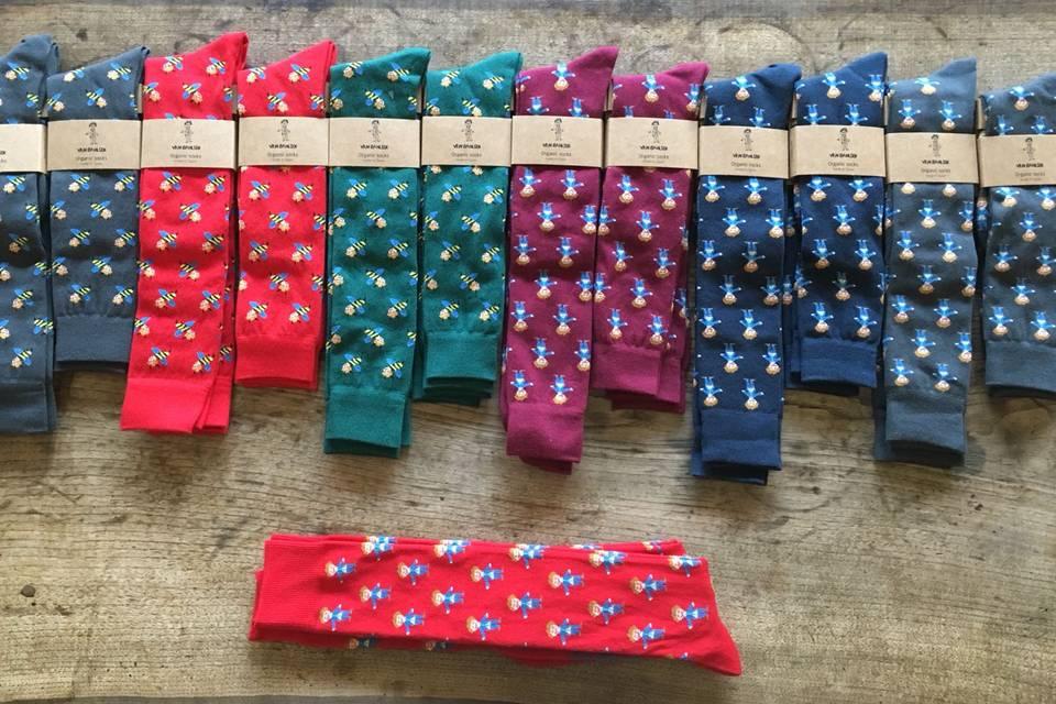 Organic sock