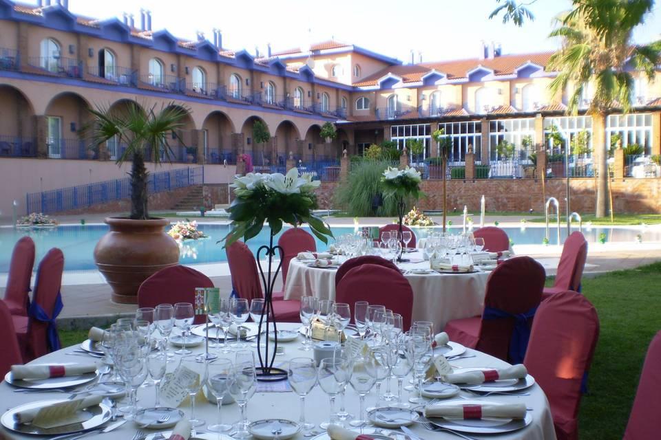 Hotel Fuente de las Piedras