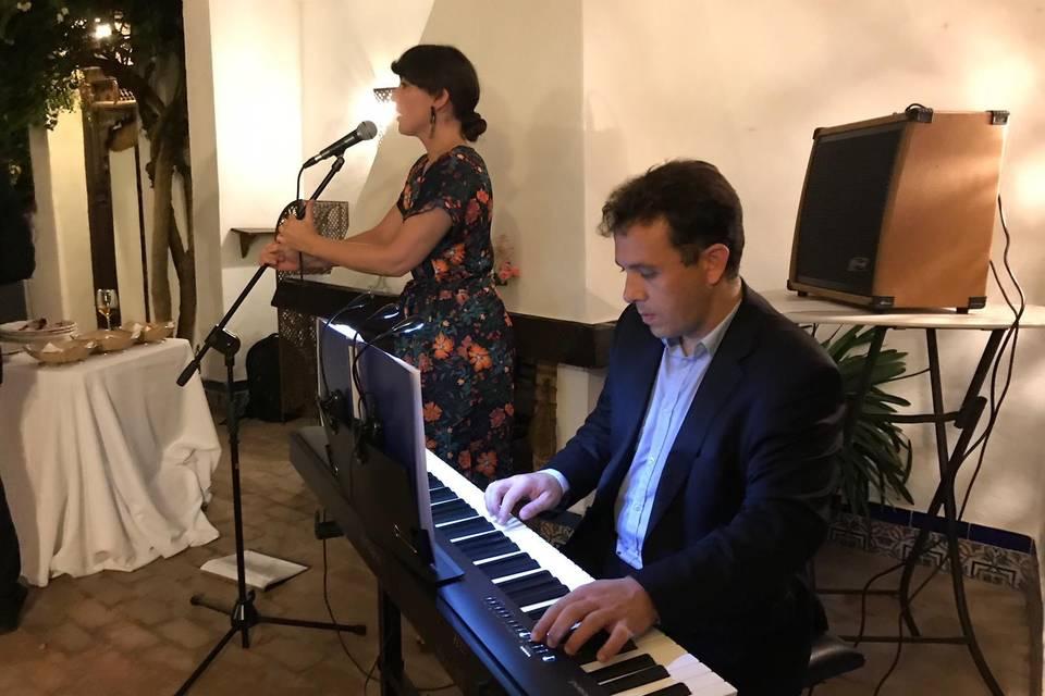 Voz y piano