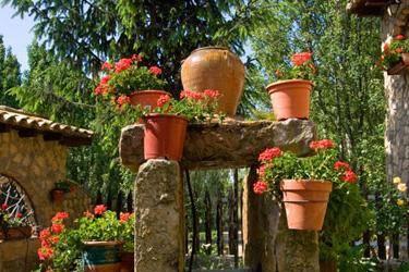Detalle jardines