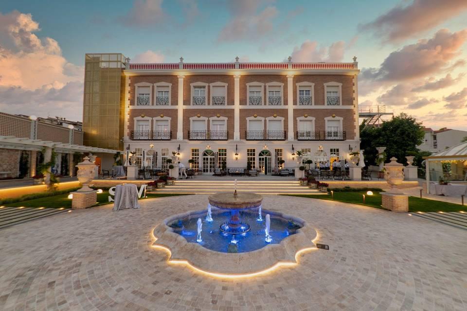 El Palacete de La Ochava