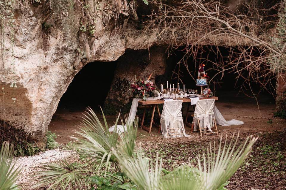 Cuevas Romanas