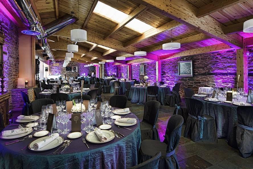 Salón de bodas (hasta 300 pax)