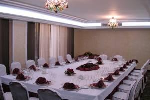 Banquete en Hotel Santiago