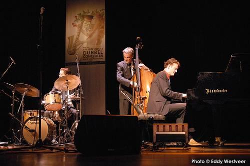 Trio de jazz para el cocktail