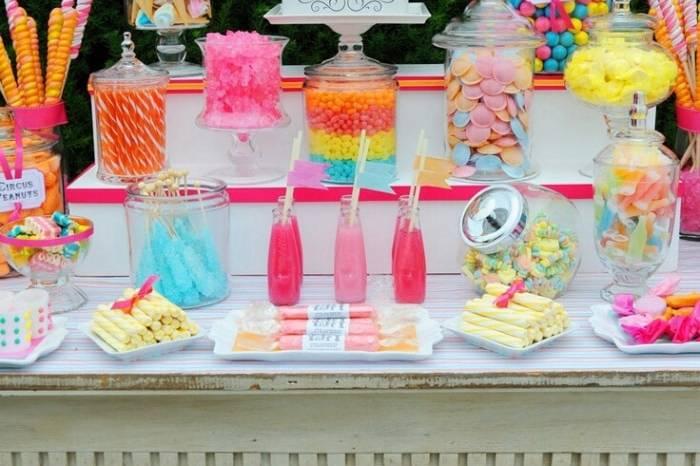 Candy Bar golosinas
