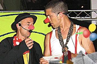 Ti-Clown Animación