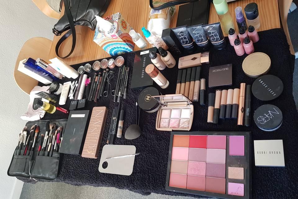 Africa Makeup
