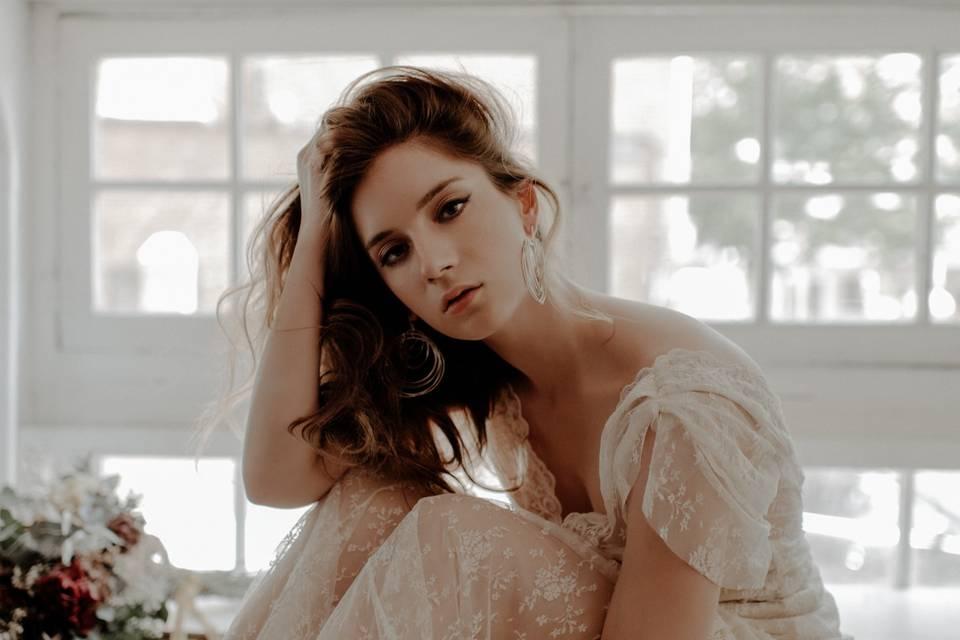 Cristina Madrigal Make Up Artist