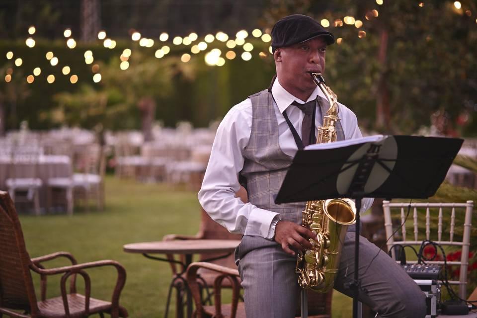 Jazz en el cóctel