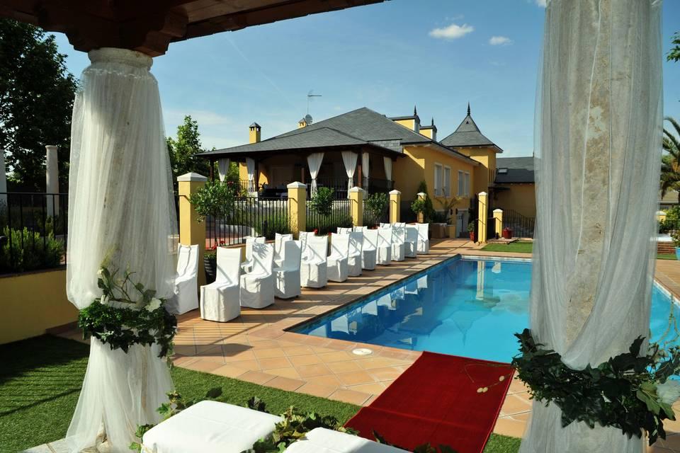 Hotel Labrador Garden