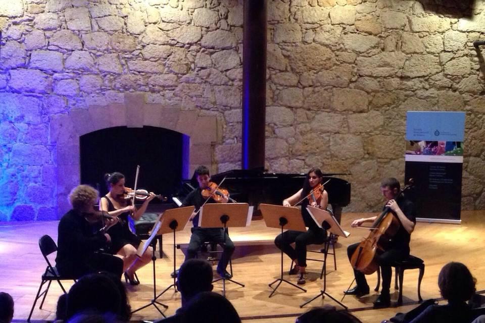 Quinteto de Brahms