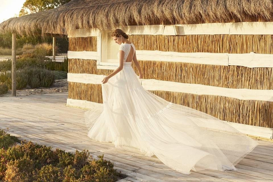 Aire Beach Wedding - Vergil