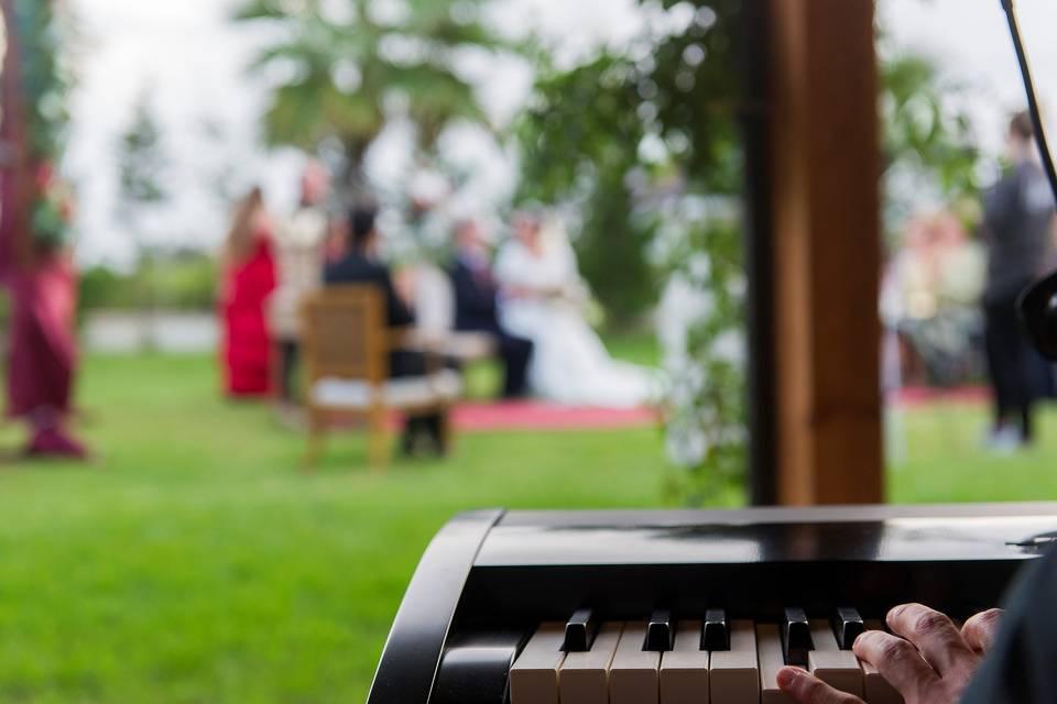 Musicalización boda religiosa