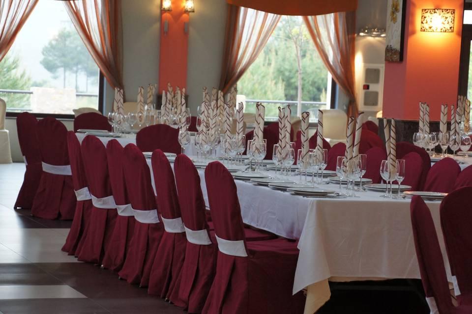 Salones de Banquetes La Alberquilla