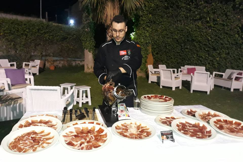 Catering doble C