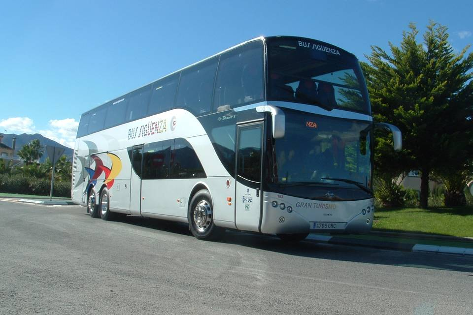 Bus Sigüenza