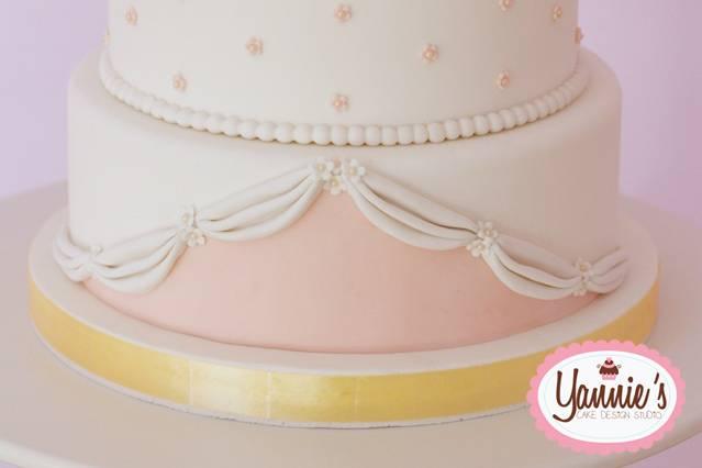 Yannie's Cakes - Tartas de boda
