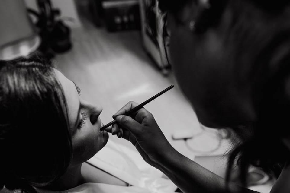 Leticia Docal Makeup Artist