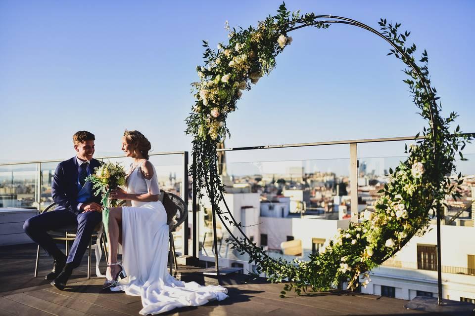 Ceremonia en Upper