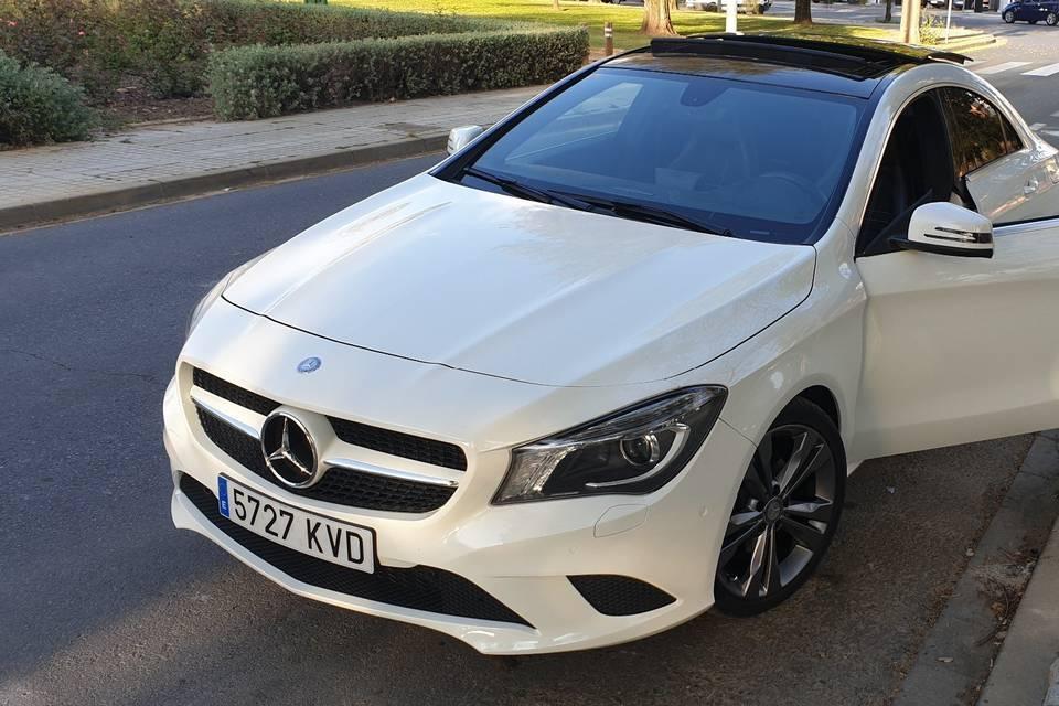 El Mercedes de David