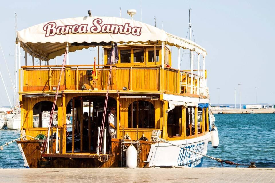 Barca Samba