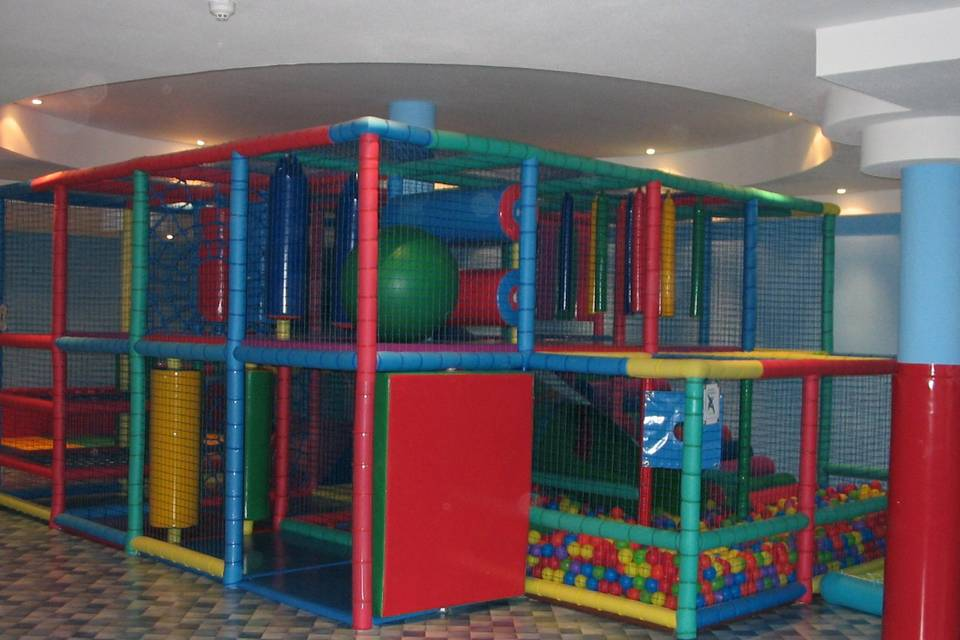 Parque infantil pinocho