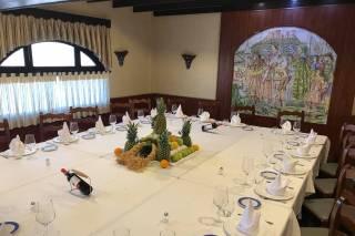 Sacromonte Restaurante Mesón