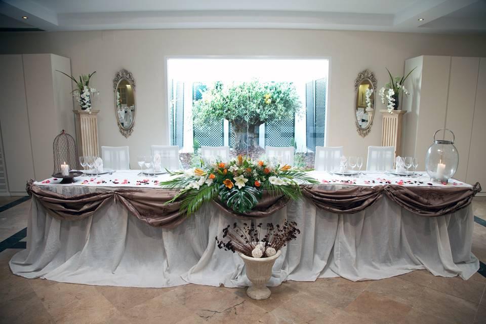 Salón de bodas Dulcinea