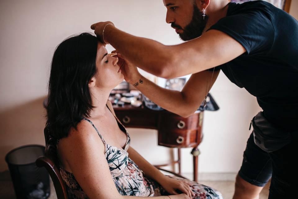 RJ Makeup
