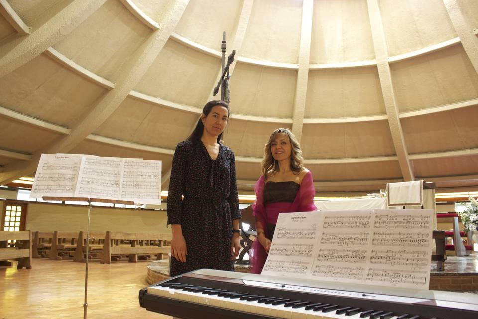 Música de pianos para bodas