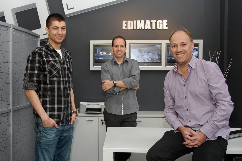 El equipo de Edimatge