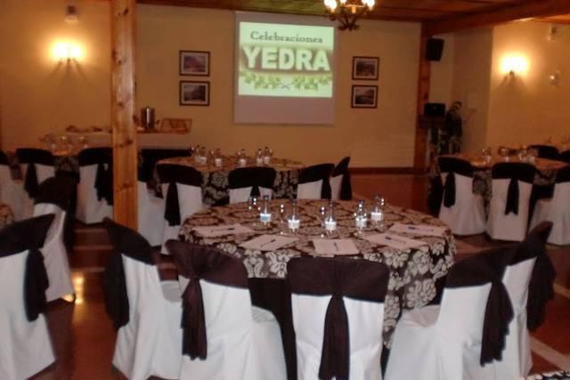Celebraciones Yedra
