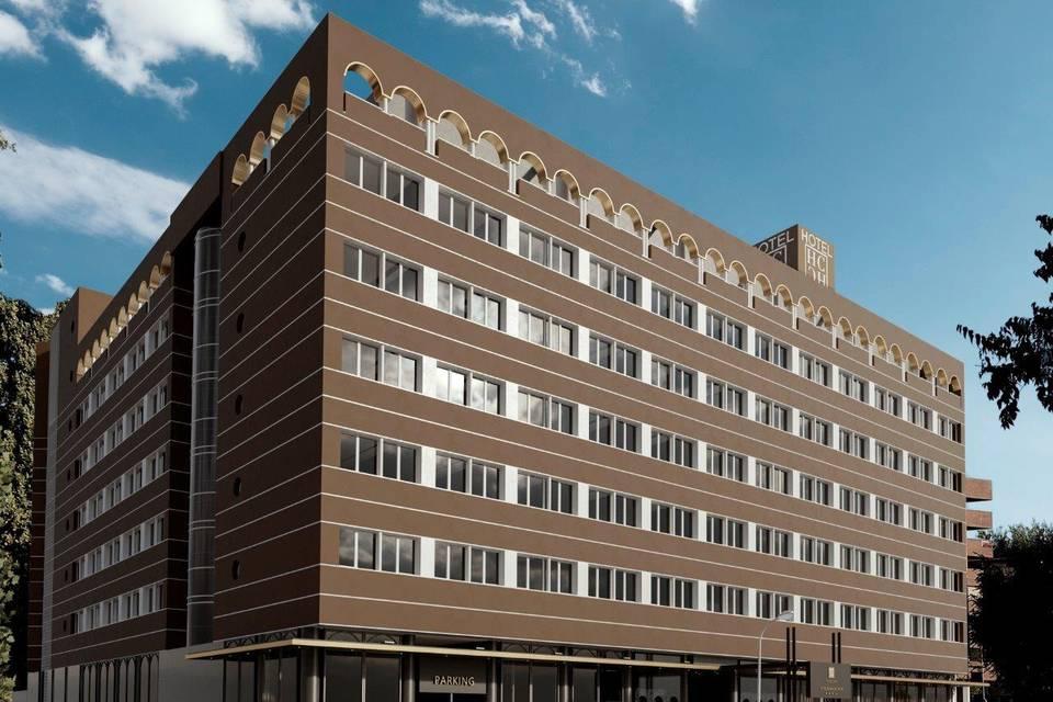 Nuevo Hotel Granada Center