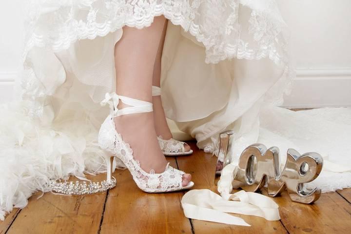 Egovolo - Zapatos de novia