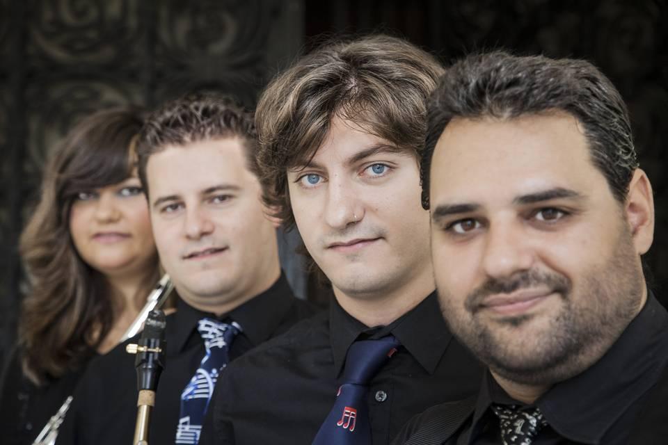 Antiphonae Cuarteto