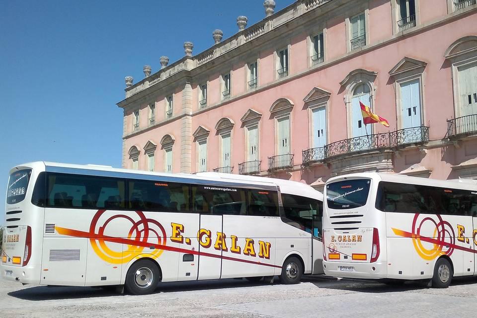 Boda en Palacio Riofrío (Segovia)