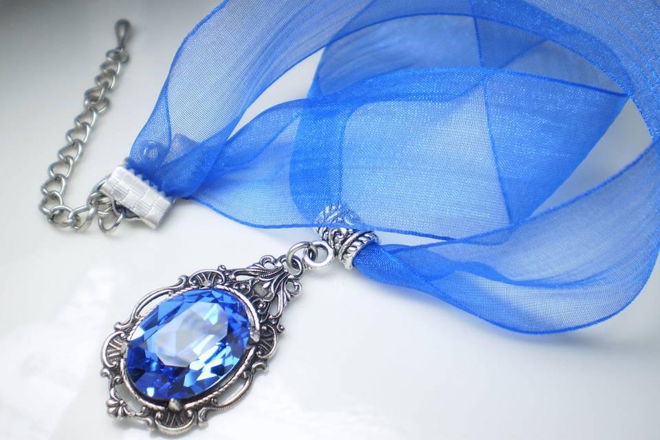 Garg. Paris Vintage Sapphire