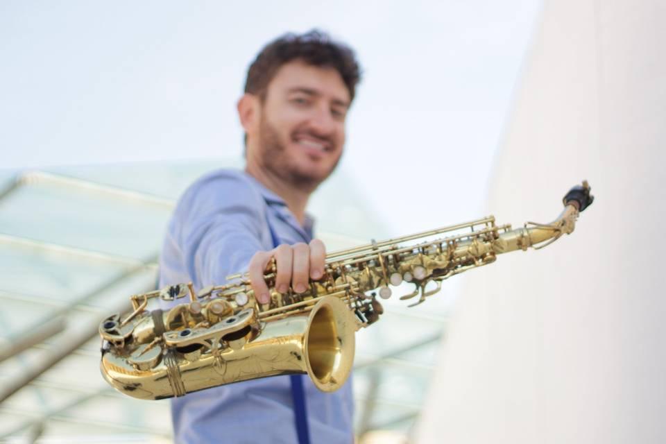 Escudero Sax - Saxofonista
